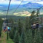 Scenic Chairlift to 11,500 ft just minutes away from the doorsteps of the hotel rooms