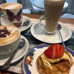 Coffeees & Tarte Tatin