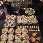 Californias et sushi