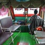 Ferry boat operator