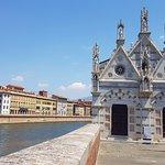 Santa Maria della Spina e l'Arno