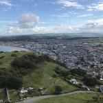 Great Orme Cable Cars Foto
