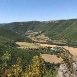 Als god in Frankrijk op de camping in de vallei van Cantombre