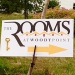 The Rooms at Woody Point Resmi