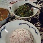 Pork Curry and Jungle Ferns. Sangat bagus!