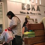 Looking for the best manicure pedicure, go to Eska. Every booking you make, they will provide yo