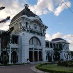Eiffel's masterpiece right in the heart of Maputo