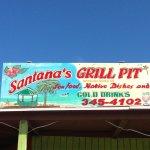 Santanas sign