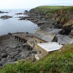 lizard point and redundant life boat station?