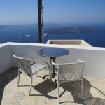 semi private balcony