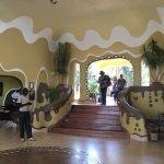 馬賽村的概念小屋
