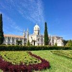 Enjoy the views of the Jeronimus Monastery