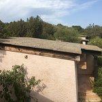 tetto in eternit del boungalow