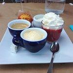 Café Gourmand ( 1,40€ en plus sur le menu à 25€)