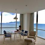 Foto van Diamond Bay Hotel