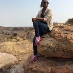 On top of Mapungubwe Hill