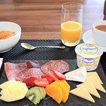 Frühstück für 1 Person