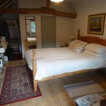 Our room at Church Hall Farm