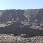 Old lava flow