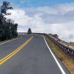 Road along the way