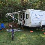 Foto de Hadley's Point Campground