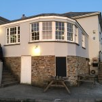 Photo de Coombe Barton Inn