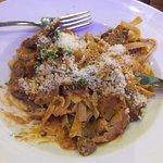fillet steak pasta