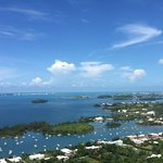 One of the great views from Gibbs Hill Lighthouse