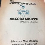 Downtown Cafe and Soda Shoppe