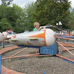 Conneaut Lake Park - One of the many Kiddieland rides that have been around for over 60 years