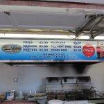 Conneaut Lake Park concession stand prices