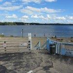 Conneaut Lake Park Swimming Beach