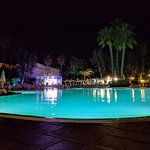 Main pool atbnight