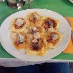 ravioles truffe noire
