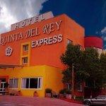 Foto van Quinta del Rey Express