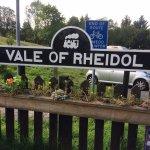 Vale of Rheidol station