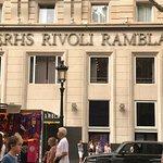 Снимок Hotel SERHS Rivoli Rambla