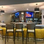 Remodeled dining and sports bar area!