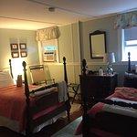 Isle Au Haut room