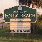 Foto de Folly Beach Public Beach