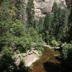 Foto di West Fork Oak Creek Trail