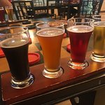 Eric was great doing the beer tasting at the Welks resort. I'm not a beer drinker but he did an