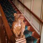 Dogwood bannister sculpture