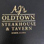 Foto de AJ's Oldtown Steakhouse & Tavern