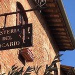 Photo de Osteria del Vicario