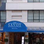 The Savoy from Knox Street