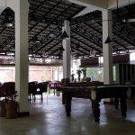 Dining cum Waiting Lounge at Secret Pavilion