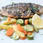 Fish dish - delish!