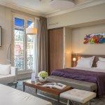 Chez Oscar Appart'hotel Champs Elysees
