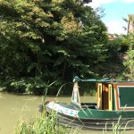 Devizes / Canal / Caen Hill / locks and boats